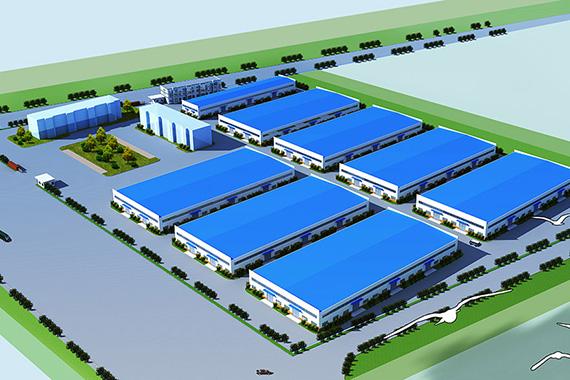 軒尼斯门窗华东生产基地江苏盐城生产基地奠基建造,軒尼斯厂房面积刷新至200000平方米,宏图正在全面展开。