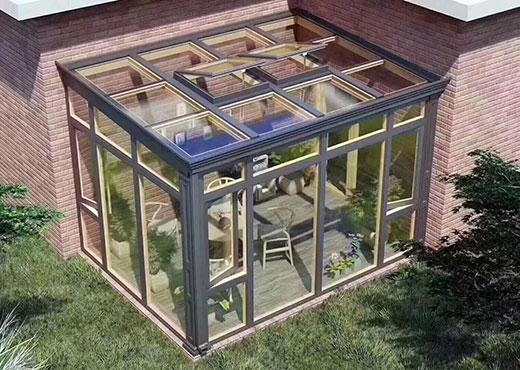 家庭陽光房如何設計才能不成為夏天蒸籠的雞肋?