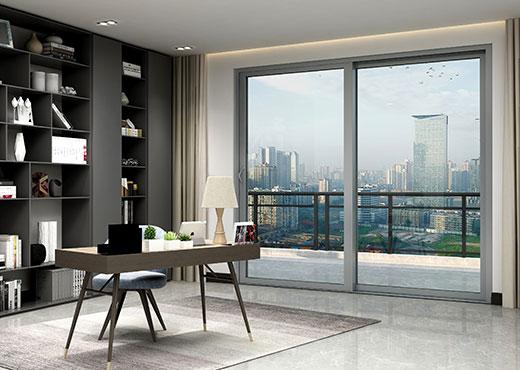 高端鋁合金門窗必備要素之-門窗五金配件
