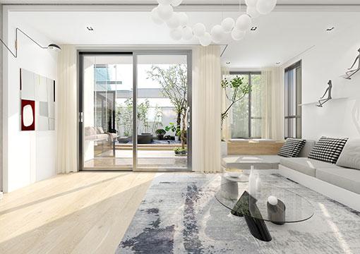 轩尼斯门窗新品发布,科技与艺术经典结合