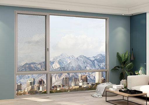 家用推拉窗可以这样选实用又安全