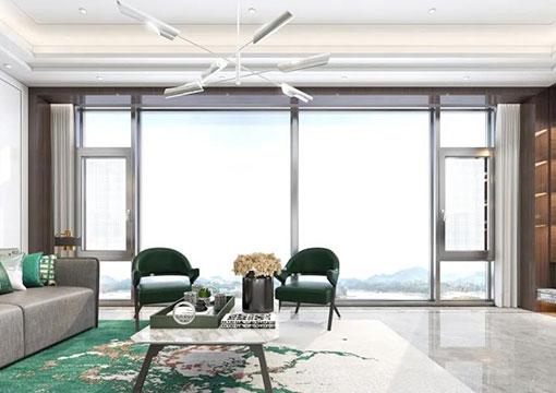 轩尼斯门窗金图&圣卡罗H款系列平开窗耀目上市!