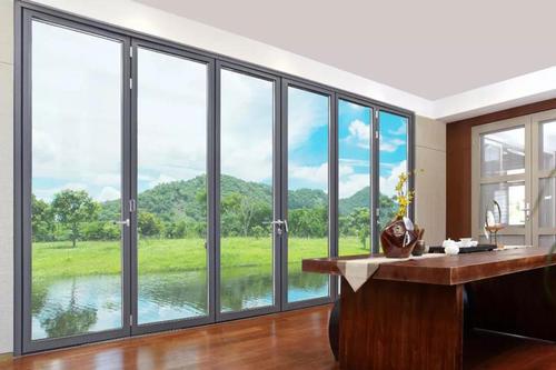 装修房子购买铝合金门窗时颜色怎么选?