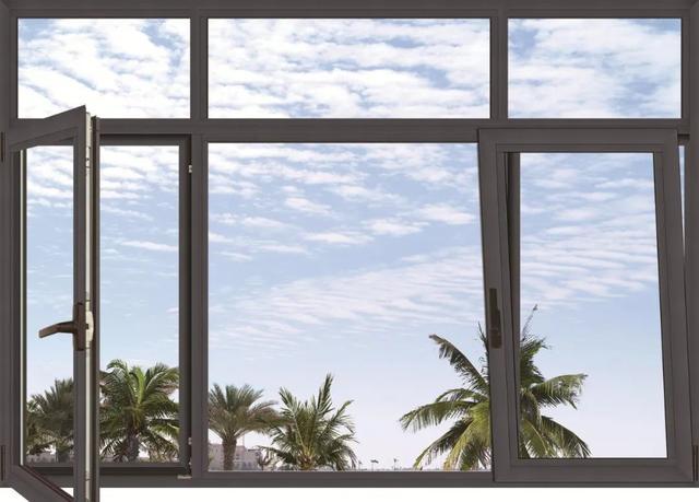 铝合金门窗颜色有哪些?装修时应该如何挑选?