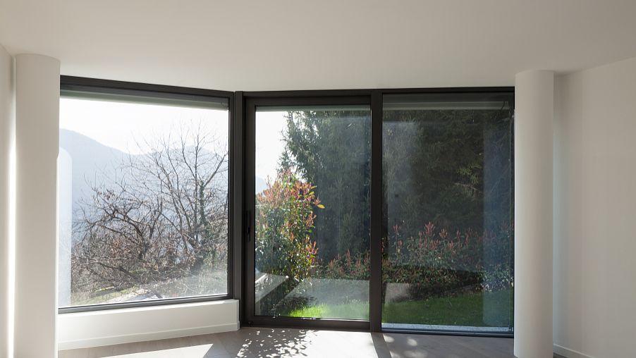 铝合金门窗的四大优势