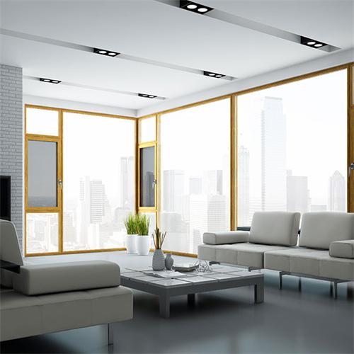 铝合金门窗和塑钢门窗怎么选?