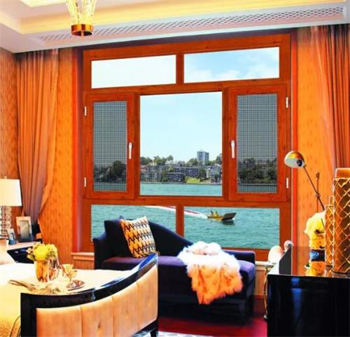 仿古铝合金门窗设计上主要有哪些特色