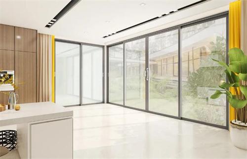 门窗搭配玻璃的3个技巧你学会了吗?轩尼斯来教你